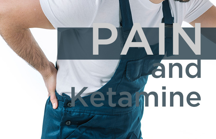 Pain Management and ketamine infusion solutions